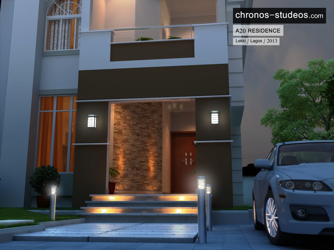 chronos studeos 3d rendering residential apartment house plan lagos architects (1)