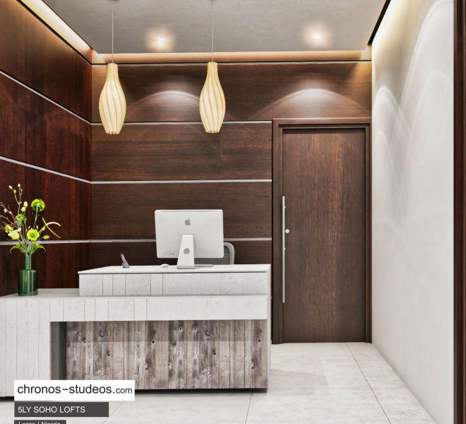 Chronos studeos Best 3D rendering company in Lagos Architecture Design for 5LY Soho Lofts Apartments Design Lekki Lagos (1)