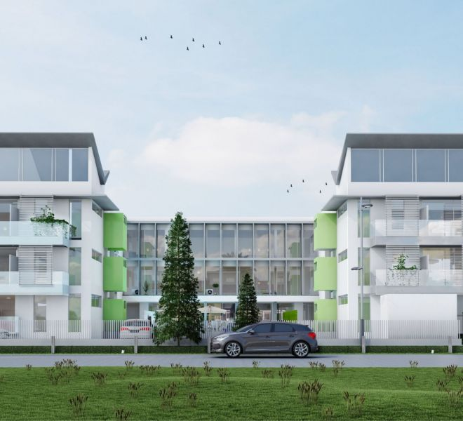 Chronos studeos Best 3D rendering company in Lagos Architecture Design for 5LY Soho Lofts Apartments Design Lekki Lagos (16)