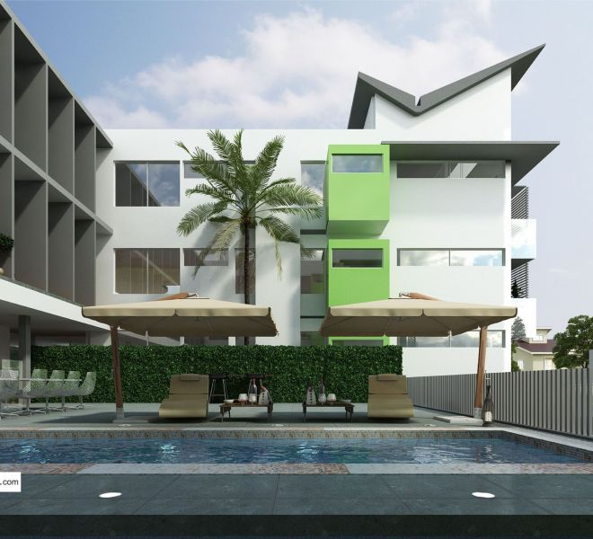 Chronos studeos Best 3D rendering company in Lagos Architecture Design for 5LY Soho Lofts Apartments Design Lekki Lagos (2)