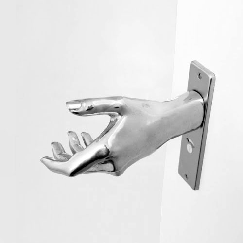 hand-le-aluminum-door-handle