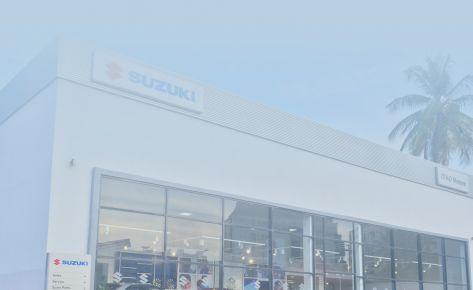 CFAO Suzuki Showroom
