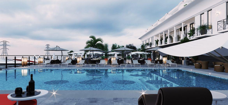 Hotel Design Architects in Lagos Nigeria Chronos Studeos Structured Spaces