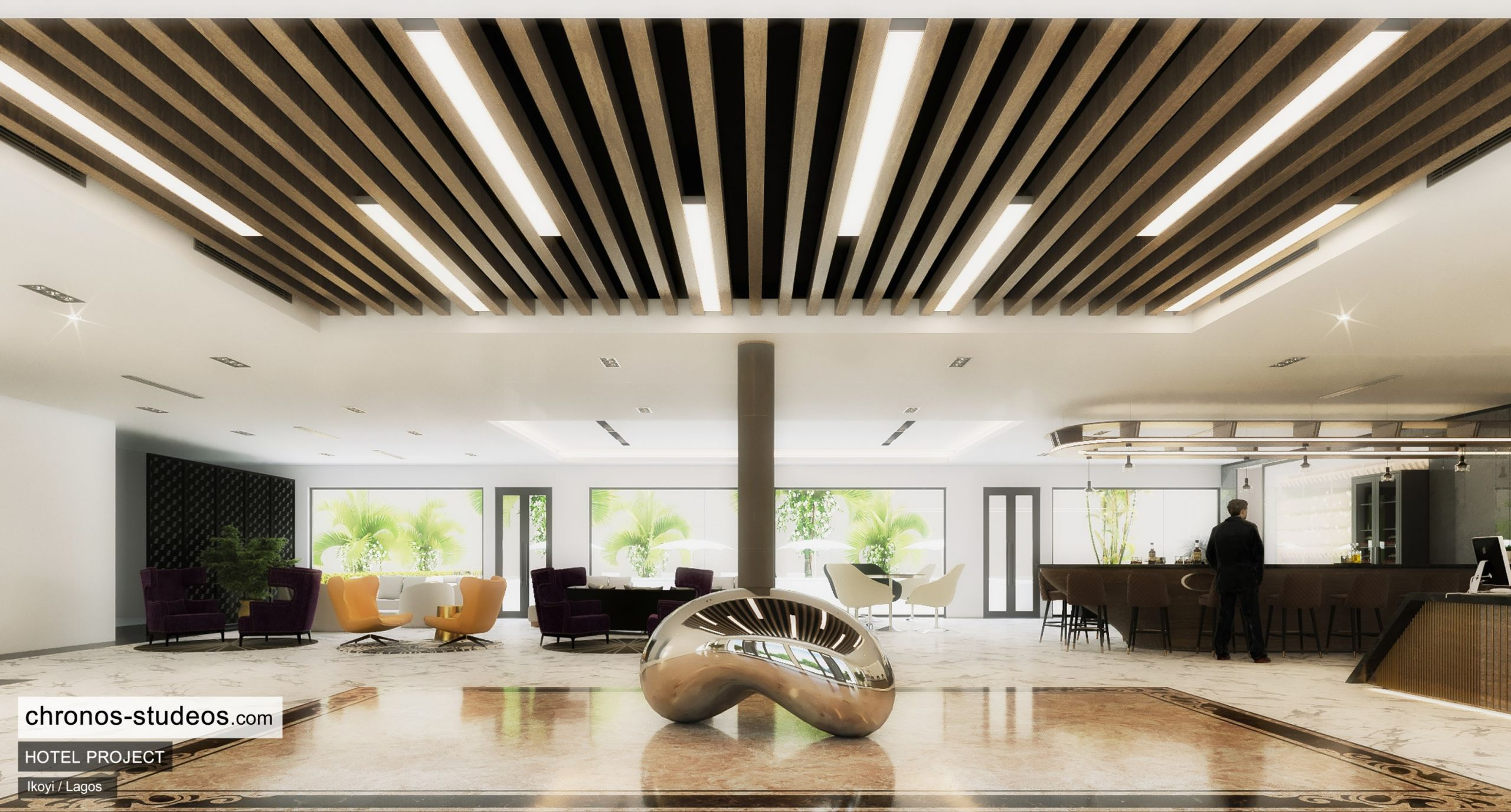 Chronos Studeos Q hotel project