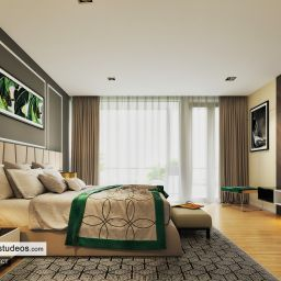 Hotel bedroom design architects in Lagos Nigeria Chronos Studeos (1)