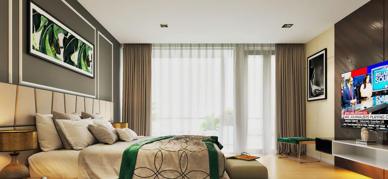 Hotel bedroom design architects in Lagos Nigeria Chronos Studeos (1)