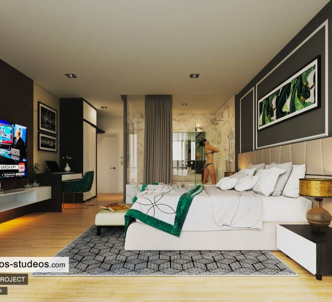 Hotel bedroom design architects in Lagos Nigeria Chronos Studeos (2)
