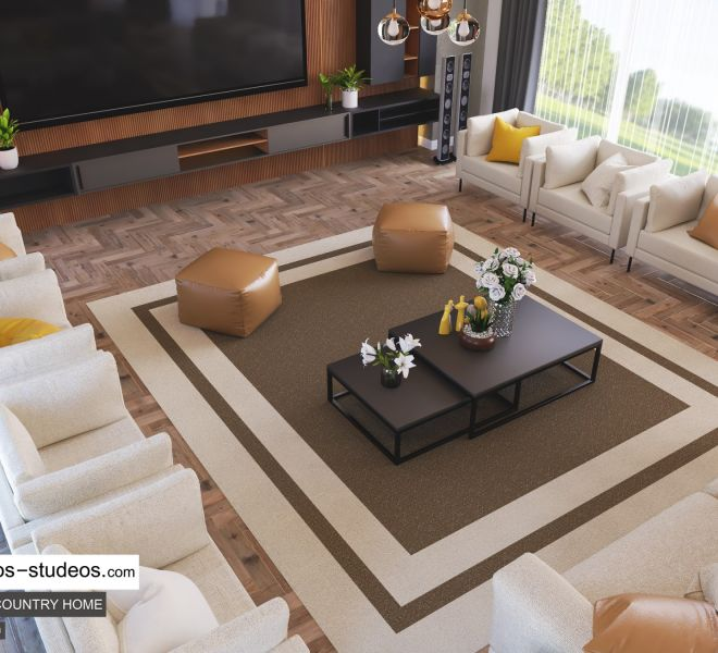 Living room design idea in Nigeria Abuja Port Harcourt Lagos Architect (1)
