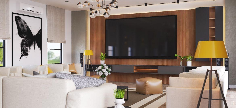 Living room design idea in Nigeria Abuja Port Harcourt Lagos Architect (3)