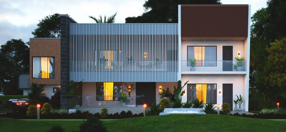 Modern Home Style Contemporary Design Family home Architect in Lagos Nigeria (2)