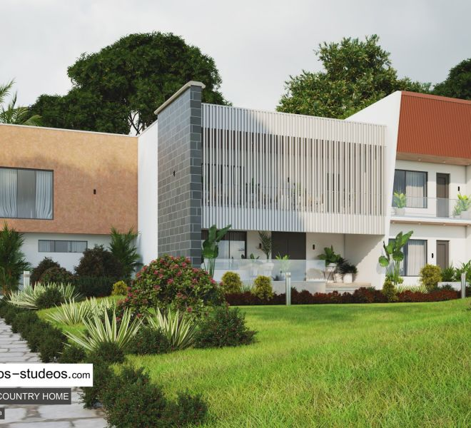 Modern Home Style Contemporary Design Family home Architect in Lagos Nigeria (4)