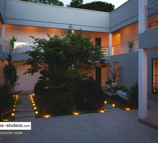 Modern Home Style Contemporary Design Family home Architect in Lagos Nigeria (5)