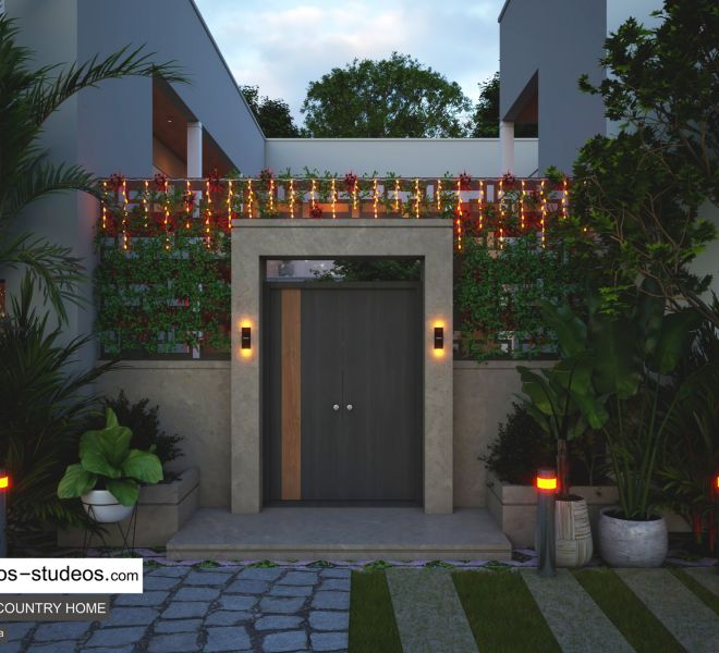 Modern Home Style Contemporary Design Family home Architect in Lagos Nigeria (6)