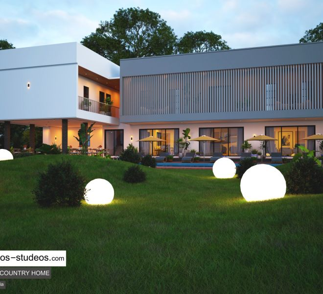 Modern Home Style Contemporary Design Family home Architect in Lagos Nigeria (7)