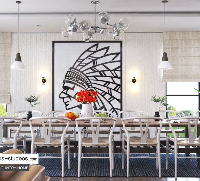 dining area wall painting african contemporary art style for home interior