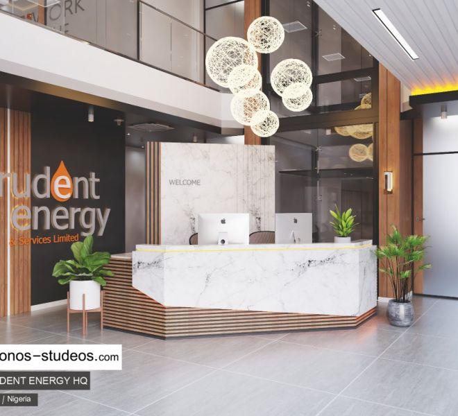 Pruden Energy HQ Interior design | Chronos studeos architects