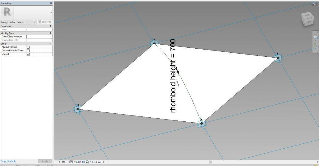 Allianz Arena - Parametric Modelling