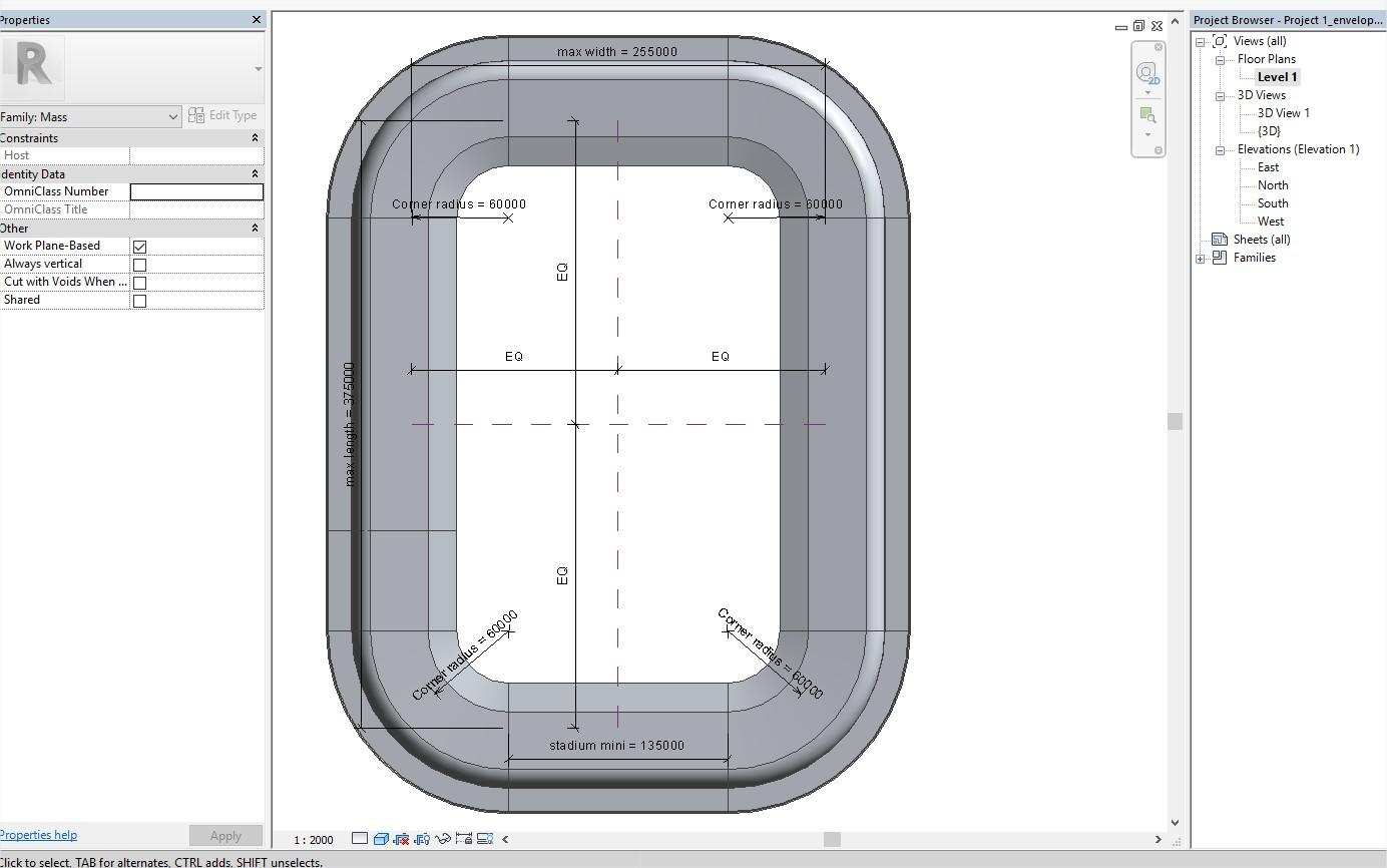 Allianz Arena - Parametric modelling-chronos-studeos