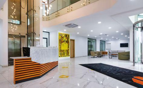 Prudent Energy Office Headquarters Lagos