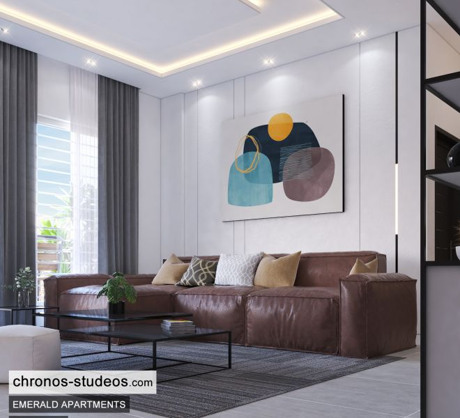 The Emerald Apartments One Bedroom Chronos Studeos Architects Home Design Ideas Lagos (4)