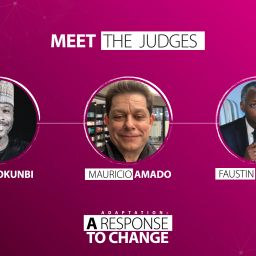 The Competition 2021 Judges