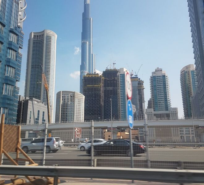 Architectural Landscape of Dubai -Akinyelure Temidayo - the competition 2019-winner