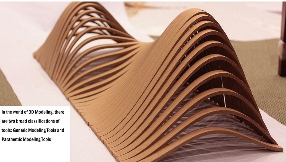 3D Modeling tools - BIM- Design Automation - Parametric Modeling - Generic Modeling
