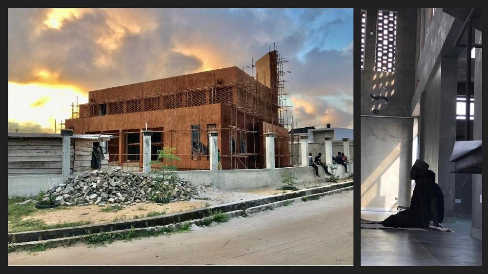 Ade shokunbi - Abijo Mosque - Productive partnership - creative architects