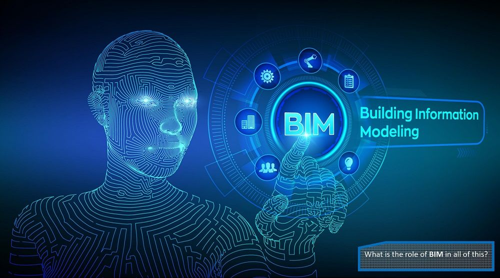 What is the role of BIM - Business Information Modeling