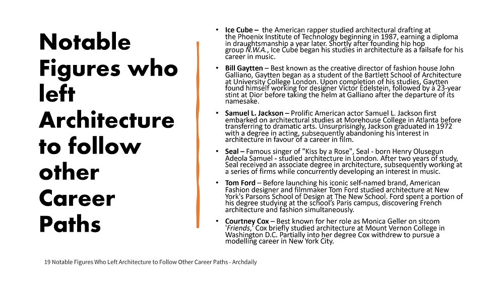 Diversities and niches in architecture - Tuoyo Jemerigbe- creative architects