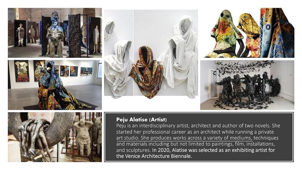 Architects polymaths - Tuoyo Jemerigbe - creative architects-design practice